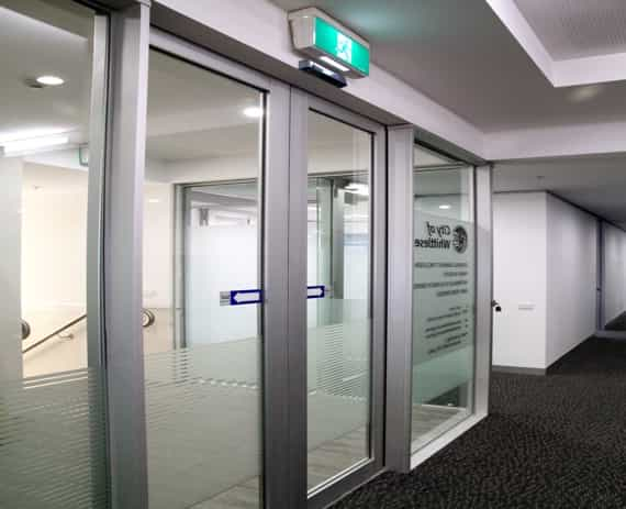 Design Your Office Through Aluminium Partitions